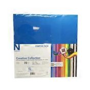 """Neenah Creative Collection 12"""" X 12"""" Multicolor Classics Specialty Cardstock Starter Kit"""