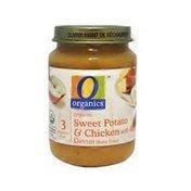 O Organics For Baby -  Organic Apples, Sweet Potatoes & Chicken