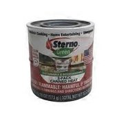 Sterno Outdoor Ethanol Canned Heat