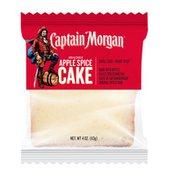 Captain Morgan Apple Spice Cake Slice