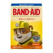 Band-Aid Paw Patrol Bandages Assorted Sizes - 20 CT