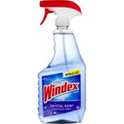 Windex Ammonia-Free Cleaner, Crystal Rain