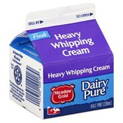 DairyPure Whipping Cream, Heavy