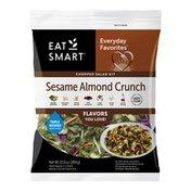 Eat Smart Sesame Almond Crunch