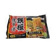 Myojo Yakisoba Japanese Style Stir Fry Noodles With Sauce