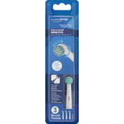 CareOne Replacement Brush Heads, Sensitive