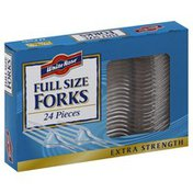 White Rose Forks, Extra Strength, Full Size