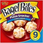 Bagel Bites Three Cheese Pizza Snacks