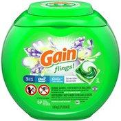 Gain Flings Liquid Laundry Detergent, Lavender Scent