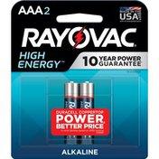 Rayovac AAA Batteries, Triple A Batteries