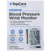 TopCare Deluxe Blood Pressure Wrist Monitor