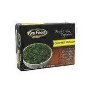 Key Food Chopped Spinach