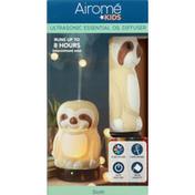 Airome Essential Oil Diffuser, Ultrasonic, Kids, Sloth