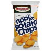 Manischewitz Potato Chips, Ripple