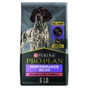 Purina Pro Plan High Energy, High Protein Dog Food, SPORT 30/20 Salmon & Rice Formula