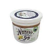 Nancy's Cultured Soy, Organic, Vanilla