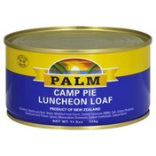 Palm Luncheon Loaf, Camp Pie
