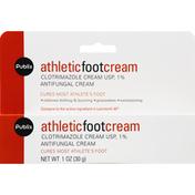 Publix Athletic Foot Cream, 1%