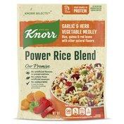 Knorr Power Rice Blend Garlic & Herb Vegetable Medley