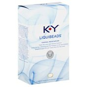 K-Y Vaginal Moisturizer, Liquibeads