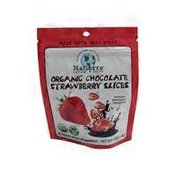 Natierra Chocolate Organic Strawberry Slices