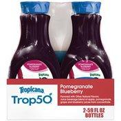 Tropicana Pomegranate Blueberry Fruit Juice