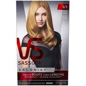 Vidal Sassoon Salonist Permanent 8/3 Medium Gold Blonde Hair Colour
