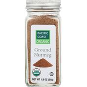 Pacific Coast Organic Nutmeg, Ground