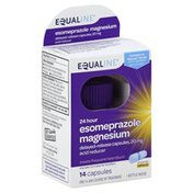 Equaline Esomeprazole Magnesium, 24 Hour, 20 mg, Delayed-Release Capsules