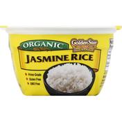 Golden Star Jasmine Rice, Organic