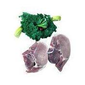 Balducci Bone In Pork Chops Loin
