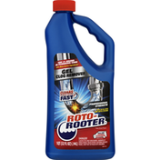 Roto Rooter Gel Clog Remover, Professional Strength