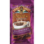 Land O Lakes Cocoa Mix, Hot, Raspberry & Chocolate