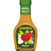 Annie's French Salad Dressing, Certified Organic, Vegan, Non-GMO