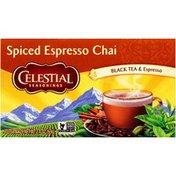 Celestial Seasonings Spiced Espresso Chai Tea Bags