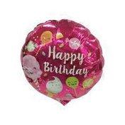 "18"" Sugar Filled Birthday Balloon"