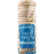 Signature Kitchens English Muffins, Sourdough