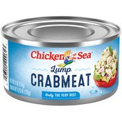 Chicken of the Sea Lump Crab