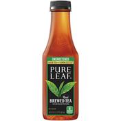 Pure Leaf Unsweetened Tea With Lemon