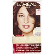 Excellence Permanent Haircolor, Creme, Medium Reddish Brown 5RB