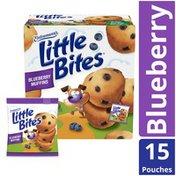 Entenmann's Little Bites Blueberry Muffins