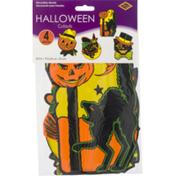 Beistle Halloween Cutouts, Bag