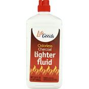 Life Goods Lighter Fluid, Odorless, Charcoal