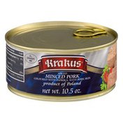 Krakus Spiced Minced Pork with Pork Skin Product of Poland