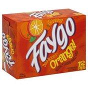 Faygo Soda, Dee-licious Orange!