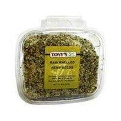Tony's Raw Shelled Hemp Seeds