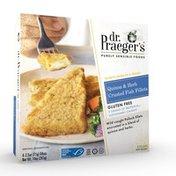 Dr. Praeger's Quinoa & Herb Crusted Fish Fillets