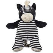 Leaps & Bounds Medium Zebra Boutique Plush Dog Toy
