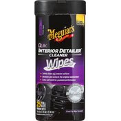 Meguiar's Wipes, Matte, Full Size