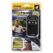 Over Hear Hearing Device, Blister Pack